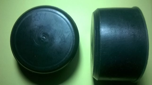 Kapsel nasadka Zaślepka zatyczka nakładka na rurę 100 mm