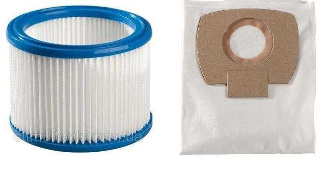Складчатый фильтр, мешки для пылесосов Макита, Makita, Метабо, Metabo