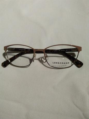 Nowe okulary, oprawki LONGCHAMP