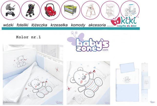 Pościel Baby zone 135/100 do łóżeczka bawełna Wyprzedaż ekspozycji