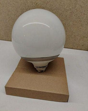 Лампа энергосберегающая 250 w лампочка круглая шар