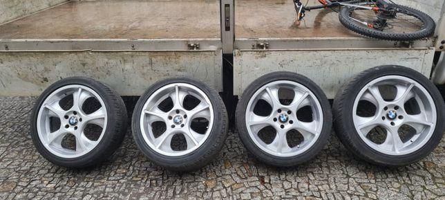 Koła BMW r20 Oryginalne Kompletne ! X6 X5