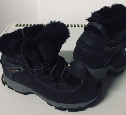 Женские термо ботинки MERRELL
