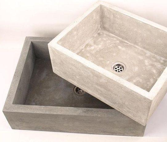 Умивальник,стільниця бетон