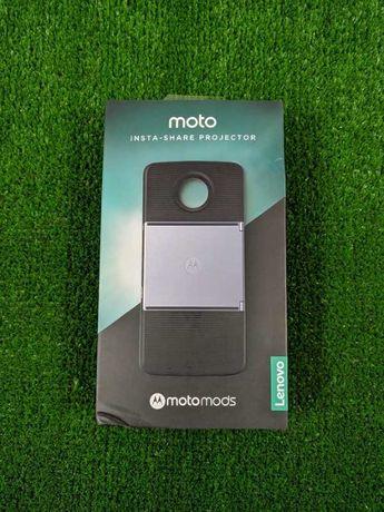 Motorola Moto Mod Insta-Share Projector || Аксессуары