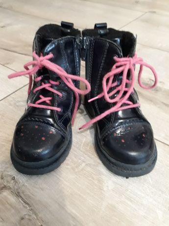 Buty zimowe dla dziewczynki, 24
