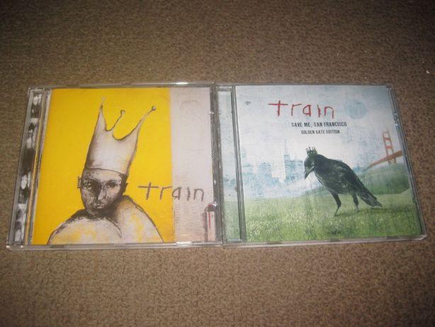 """2 CDs dos """"Train"""" Portes Grátis!"""