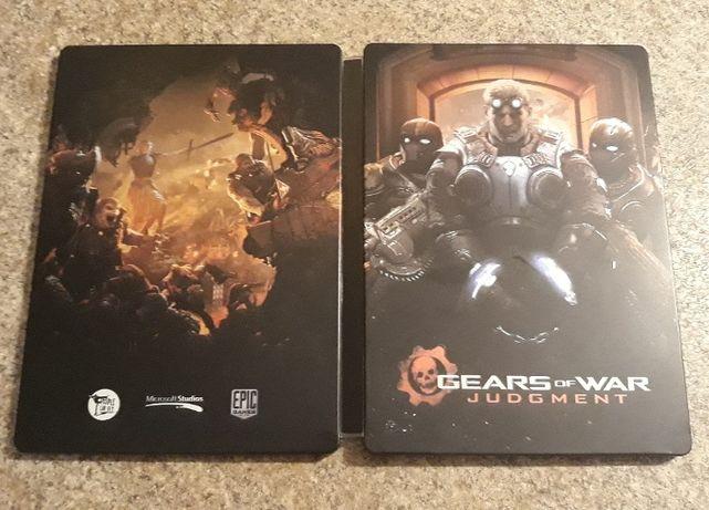 Gears of War: Judgment - Steelbook