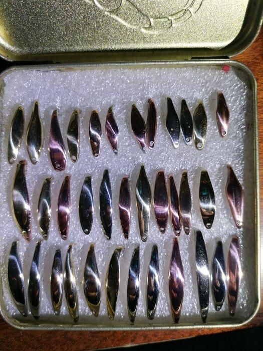 Продам зимние блесны (окунь щука) Граденицы - изображение 1