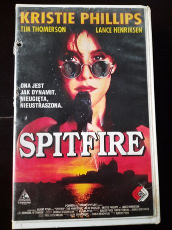 Spitfire kaseta VHS video - wysyłka 1zł!