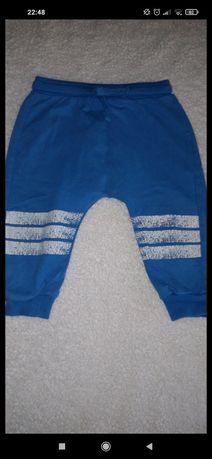 Spodnie dresy 74/80 3 pary