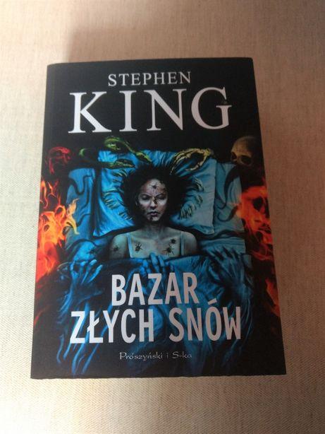"""S. King """"Bazar złych snów"""""""