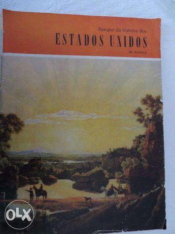 Sinope da História dos Estados Unidos da América - Edição 1952
