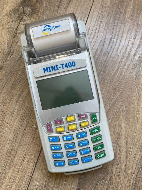 Кассовый аппарат MINI T-400 б/у (торг)