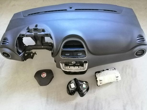 Kit de Airbag fiat punto evo