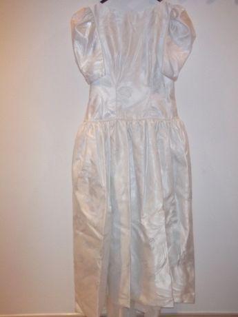 Vestido de noiva vintage Pronovias Alcolea XL tamanho 48