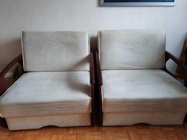 Fotele z funkcją spania
