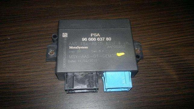 Sterownik Moduł PDC Peugeot 3008