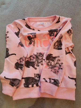 Bluza w kotki Cool Club
