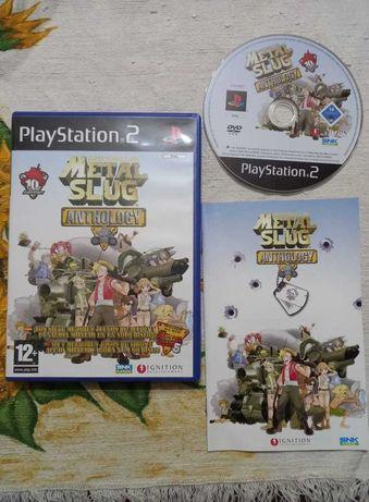 Metal Slug Anthology   Playstation 2 / PS2   Completo