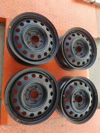 Felgi Stalowe R16 5x114.3 ET51 6J-Kia Cee'd-Hyundai I30
