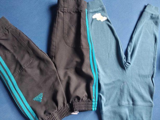 Spodnie dzieciece 74 nowe