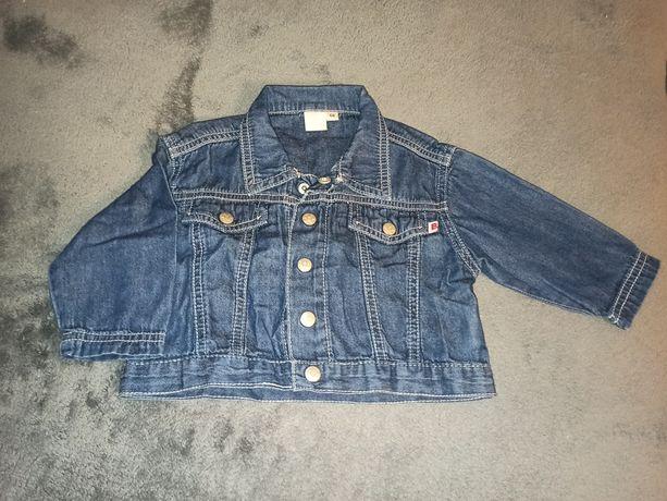 Kurtka jeansowa 68