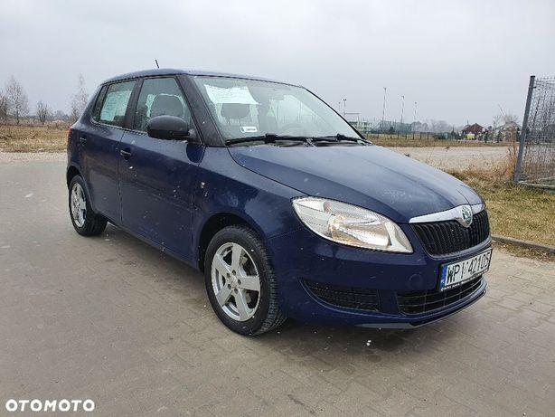 Škoda Fabia 1.6 TDI