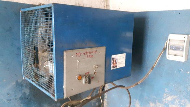 Agregat chłodniczy sprężarka zbiornika Westfalia 1200 litrów.