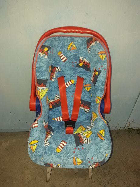 Атокрісло ROMER baby-safe до 10 кг