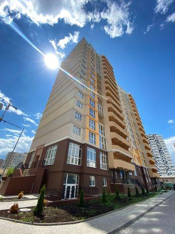 Продается однокомнатная квартира в новом, сданном доме возле Новуса