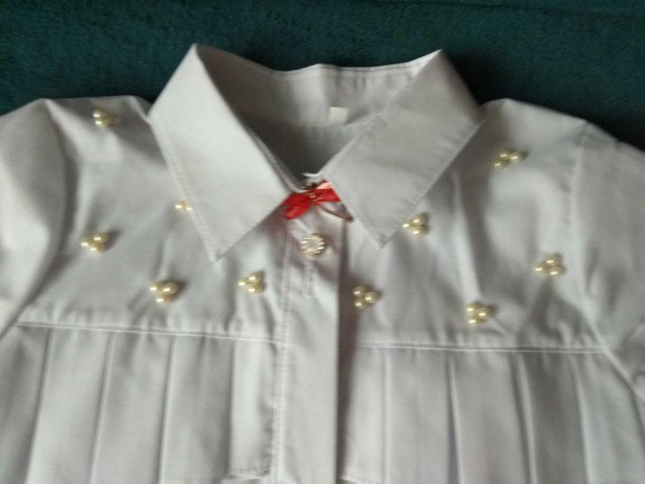 Продам блузку на девочку Ковель - изображение 1