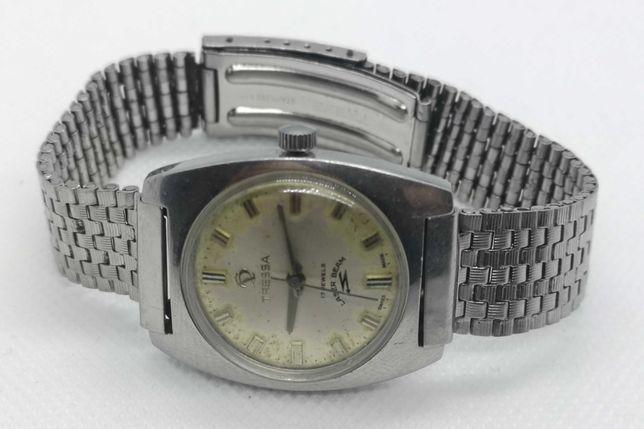 Relógio Corda TRESSSA AS1950 (Bracelet tipo NSA) - Necessita revisão