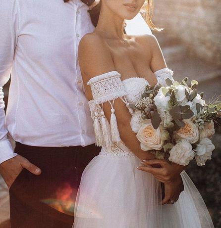 Свадебное платье колекции 2019-2020
