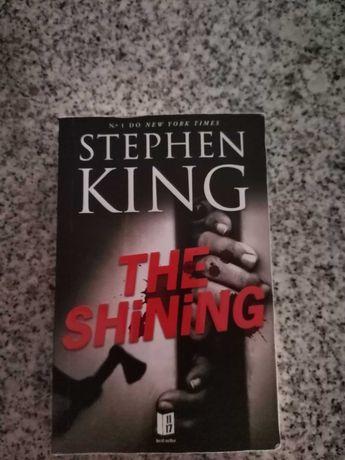 "Livro ""The Shining"" de Stephen King *portes incluídos*"