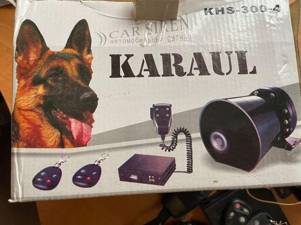 Продам СГУ KARAUL KHS-300-4