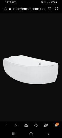 Продажа новой угловой  ванны