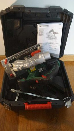 Akumulatorowa piła tarczowa Parkside PHKSA 20-Li A2 20V (bez aku)