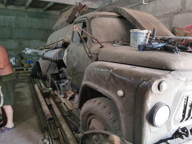 Асенизатор ГАЗ 53