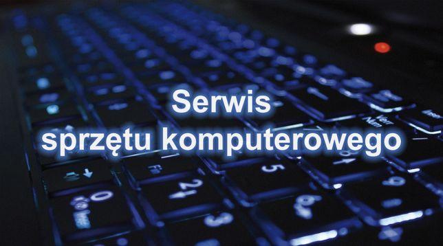 Informatyk, serwis sprzętu komputerowego, składanie komputerów