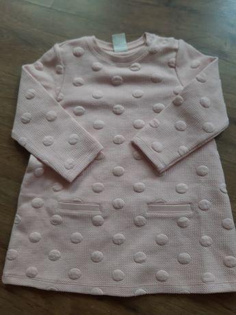 Nowa sukienka hm
