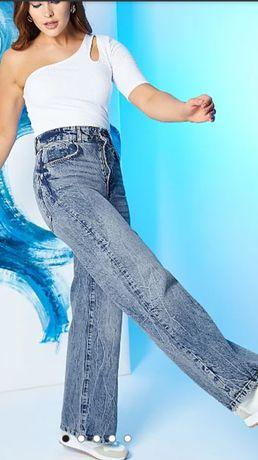 Продам женские широкие брюки ПАЛАЦЦО от бренда GEORGE.