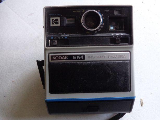 maquina fotografica antiga Kodack instant camera