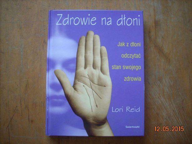 Zdrowie na dłoni książka