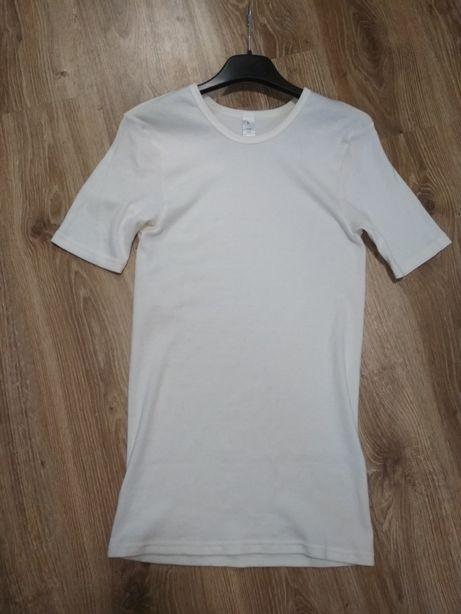Термобелье шерсть футболка удлиненная поддева