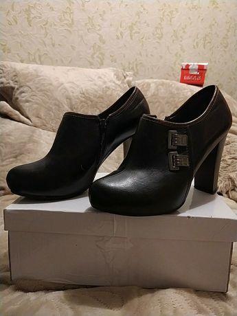 Высокие туфли,батильены