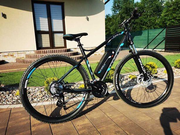 Rower elektryczny INDIANA E-MTB 1.0 *** IDEALNY***