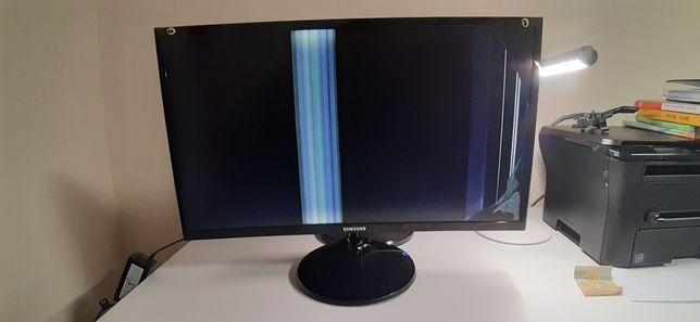 Монітор Samsung 24'  на запчастини
