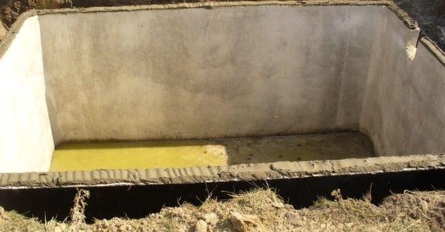 Szambo na ścieki,zbiorniki betonowe,zbiornik betonowy,szamba