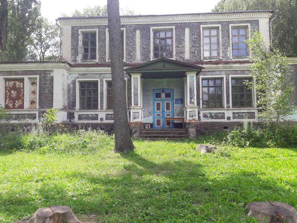 Загородный дом под базу отдыха 6га